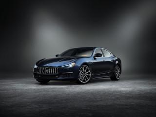 Maserati reveals Ghibli, Quattroporte, Levante Edizione Nobile special editions