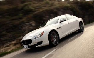 2014 Maserati Quattroporte Photo