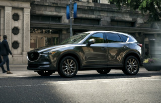 2019 Mazda CX-5 gets punchy 2.5-liter turbo, GVC Plus handling