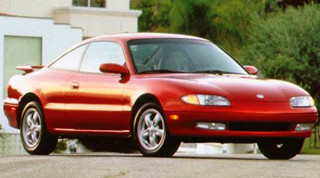 Mazda trademarks the MX-6 nameplate, again