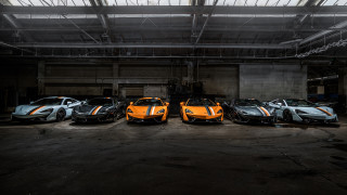 McLaren debuts three 570S special editions to mark racing eras