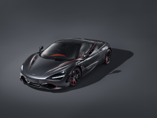 "McLaren Special Operations creates F1 GTR-inspired 720S ""Stealth"""