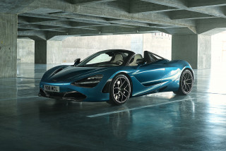 McLaren 720S Spider revealed: Meet the latest topless supercar