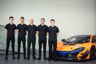 McLaren Driver Development Program