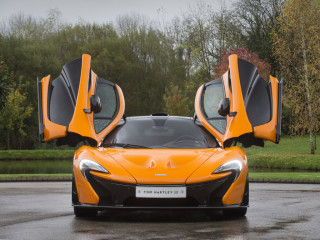 A McLaren P1 Experimental Prototype is for sale