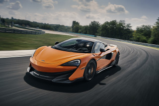 2019 McLaren 600LT first drive review: Senna alternative