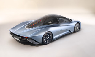 Here's why McLaren's Speedtail isn't street-legal in US