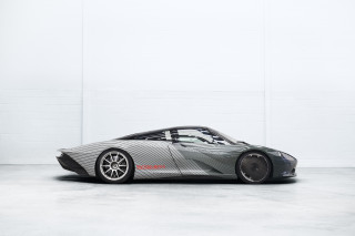 McLaren Speedtail prototype begins rigorous test program