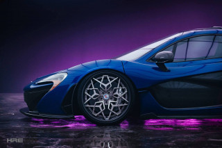 HRE's 3-D-printed titanium wheels could lead to a new level of car personalization