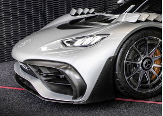 Mercedes-AMG One hypercar delayed until 2020