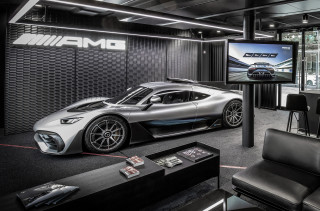 Mercedes-AMG One confirmed as name of F1-powered hypercar