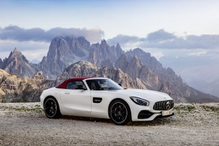 Used Mercedes-Benz AMG GT