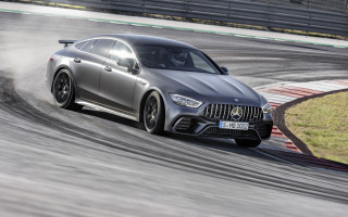 2019 Mercedes-AMG GT 63 S 4-Door Coupe