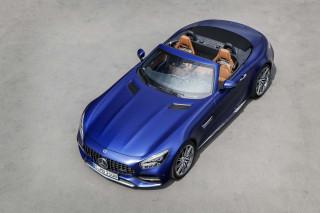 2020 Mercedes-AMG GT C