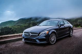 2018 Mercedes-Benz CLS-Class (CLS 550)