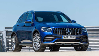 2020 Mercedes-AMG GLC 43 crossover and coupe put a new face on entry-level performance