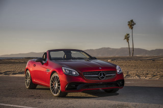 2018 Mercedes-Benz SLC-Class (Mercedes-AMG SLC43)