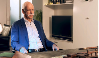 Dieter Zetsche, Daimler CEO farewell message 2018