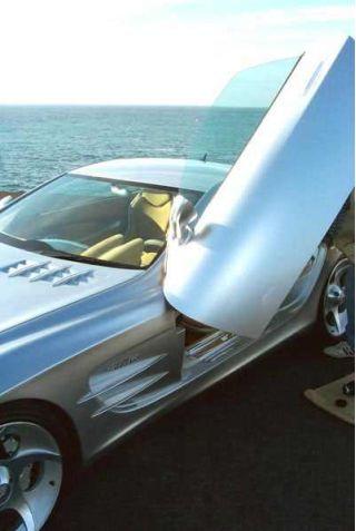 MercedesBenzSLRGullwing