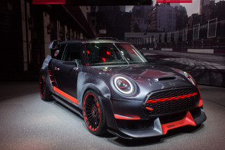Track-focused Mini John Cooper Works GP will return in 2020