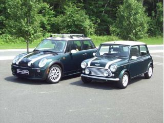 Minis Old and New