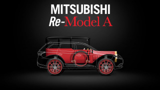 Mitsubishi Re-Model A centennial project