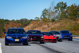 Motor Authority Best Car To Buy 2019 finalists