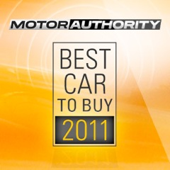 Motor Authority's Best Performance/Luxury Car To Buy 2011