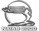 NAIAS 2000 logo