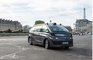 Navya already sells fully self-driving cars, including in US