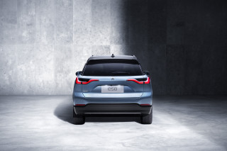 Nio ES8 high-performance electric SUV