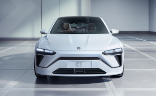 Nio unveils ET Preview electric sedan in Shanghai
