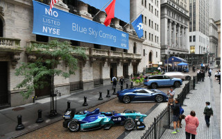 Nio shares start trading on NYSE, value company at $6.41B
