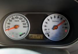 Nissan EV-02 Gauge Setup