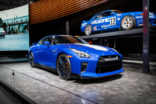 2020 Nissan GT-R 50th Anniversary Edition, 2019 New York International Auto Show