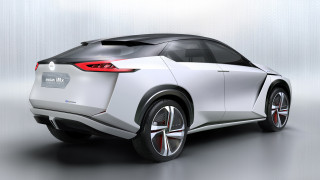 Nissan electric crossover due in 2020 closely follows IMx concept
