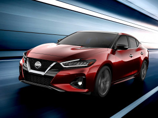 2019 Nissan Maxima sedan to sport updated face