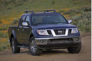 2010 Nissan Frontier Photo