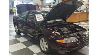 Last Oldsmobile ever made, a 2004 Alero