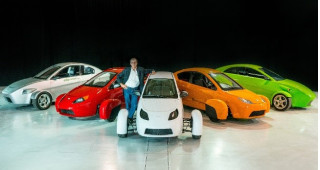 Elio Motors to buy engines, abandons building its own