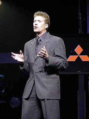 Pierre Gagnon detroit 2001