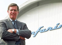 Pininfarina CEO killed in motorcycle accident