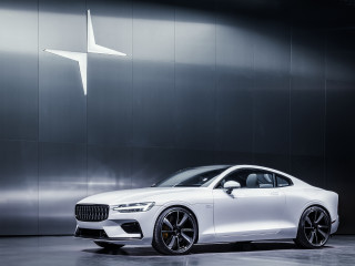 Polestar 1 in New York