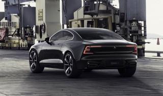 Polestars to be made in China, rival Teslas