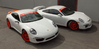 A $75,000 kit will turn a Porsche 911, Cayman, or Boxster into a hybrid