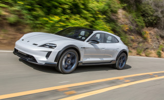Porsche adds wagon to upcoming Taycan electric lineup