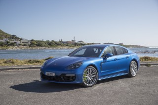 Motor Authority Best Car To Buy 2018 nominee: Porsche Panamera