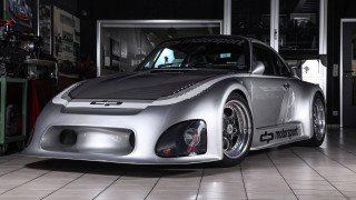 DP Motorsport ready to build the Porsche 935 track toy of your dreams