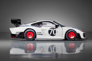 Porsche 935 customer race car, 2018 Rennsport Reunion