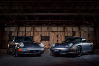 Porsche restores 10 986 Boxsters as part of 70th anniversary celebration
